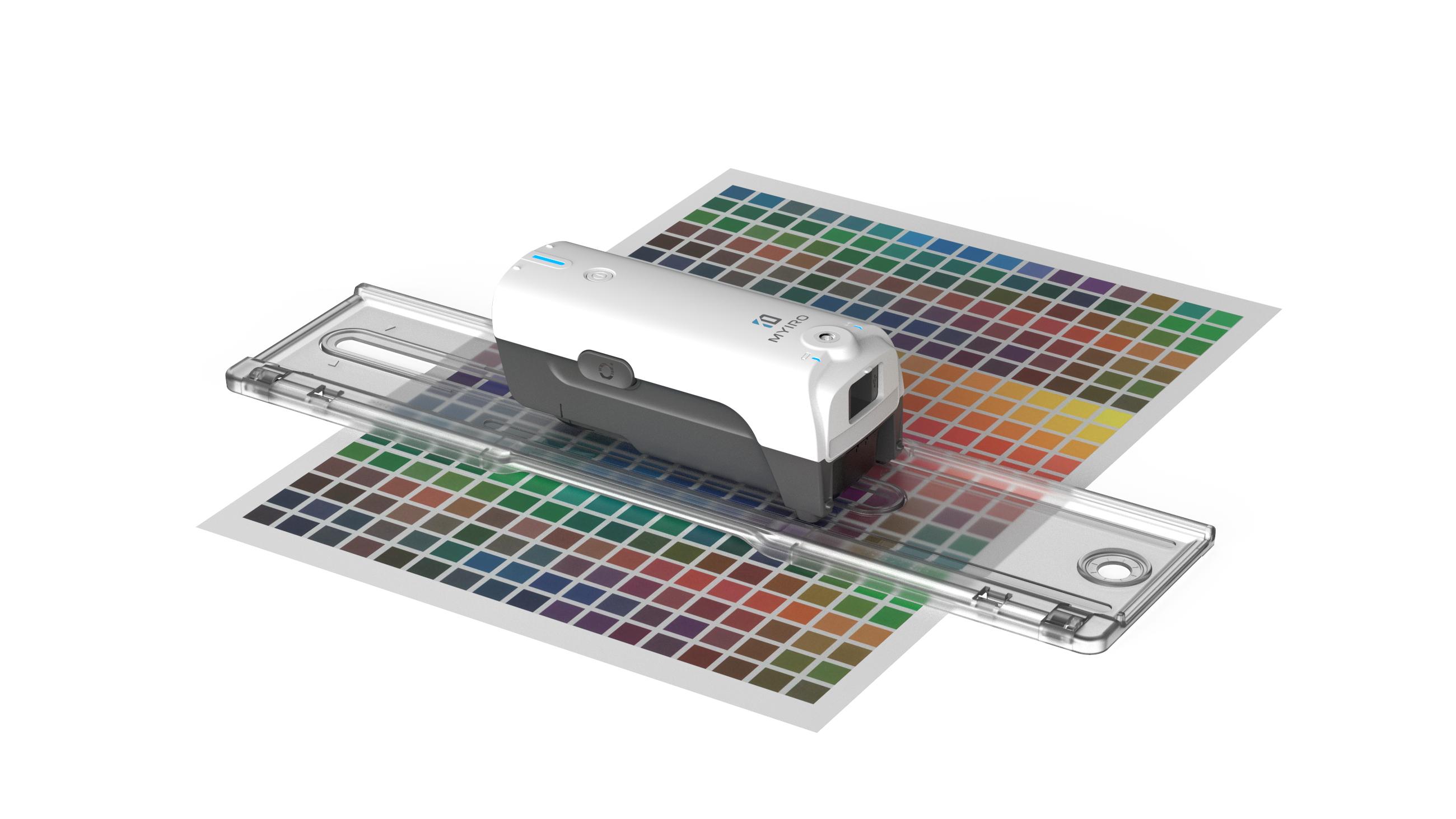 MYIRO-Lösungen für Farbmanagement: Innovativ - Präzise - Benutzerfreundlich