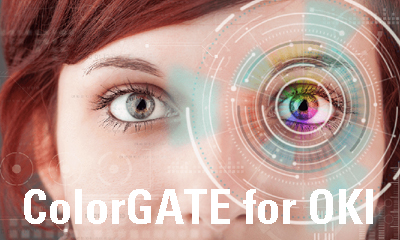 Neu: ColorGATE for OKI