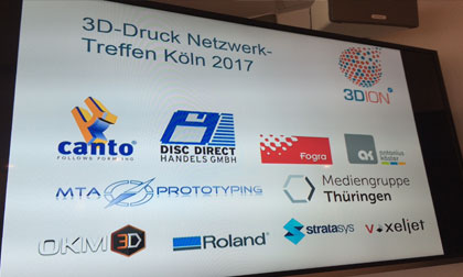 3DION – 3D Network Meeting – Ein Tag in Köln